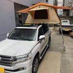 אוהל-לגג-התקנה